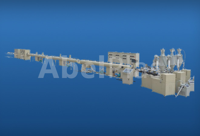 PPR cloth fiber reinforced pipe extrusion line
