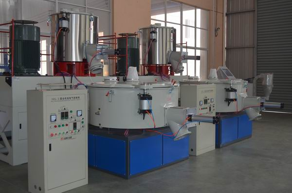 SRL-Z Series Heating/Cooling Mixer Unit